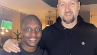 How Dino Radja and Dee Brown reconnected years after their Celtics days