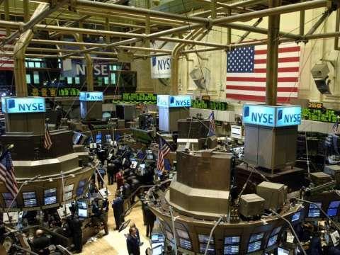 〈美股早盤〉經濟數據好壞參半 美股開平後震盪走低 道瓊跌逾百點   Anue鉅亨 - 美股