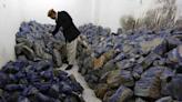 坐擁金山的窮國》阿富汗蘊藏價值近30兆礦物 神學士掌權後可能仍開採困難