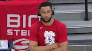 Ben Simmons: 'I saw more opportunities to score'