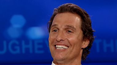 Matthew McConaughey rejected a $14.5 million paycheck for a rom-com so he could make serious movies