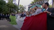 Italy squad meet President Mattarella in wake of their Euro 2020 victory