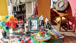 Michaels Just Released a Colorful Día de los Muertos Collection