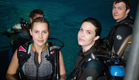 '47 Meters Down' Cast Faced Real Danger While Shooting The Shark Flick