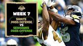 Inside Week 7: Saints Pass Defense vs. Seahawks Passing Attack