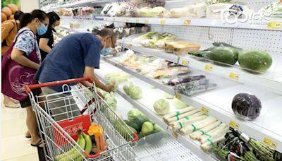 【食品通脹】內地失收致菜價上漲30% 蔬菜批發商料情況持續至新年 - 香港經濟日報 - TOPick - 新聞 - 社會