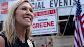 Georgia U.S. Rep. Marjorie Taylor Greene sues Pelosi over mask fine