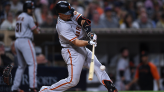 Giants maintain NL West lead with crazy comeback win over Padres