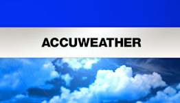 AccuWeather: Sun and clouds