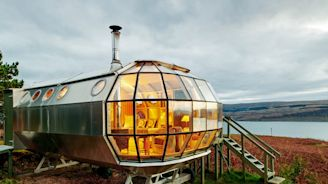 【驚奇景點】Airbnb重現太空場景,感受絕妙住宿體驗!