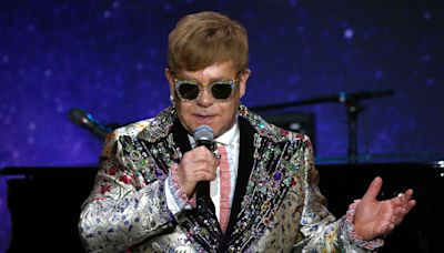 Sir Elton John says it's time for internet trolls to be held accountable