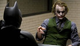 Doctor Dressed As Heath Ledger's Joker Delivers Baby On Halloween