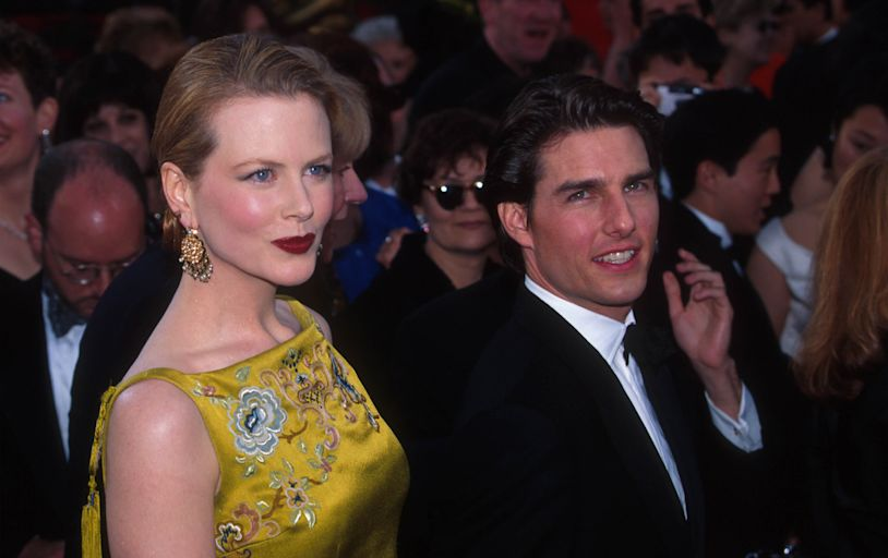 Nicole Kidman makes rare comments about Tom Cruise marriage