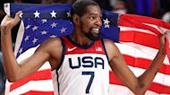 Team USA men's basketball captures fourth straight gold, U.S. doubles up on wins in 4x400 meter relays | What You Missed
