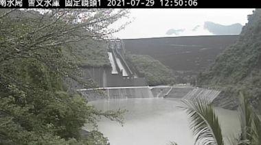 西南風挾大雨強灌!曾文、烏山頭水庫蓄水量破4億噸