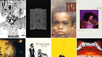40 albums to listen to before you die, from Unknown Pleasures to Revolver