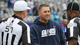 Giants vs. Panthers, Week 7: Live updates