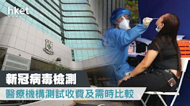 【核酸檢測】醫療檢測機構新冠病毒測試收費及需時比較(資料更新至2021年8月3日) - 香港經濟日報 - 理財 - 精明消費