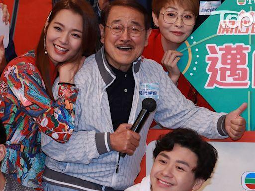 【開心速遞】呂慧儀解釋街上暈倒原因 兒子陪入院以為staycation - 香港經濟日報 - TOPick - 娛樂