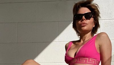 Lisa Rinna Just Showed Off Her Abs From Multiple Angles In New Bikini Instagrams