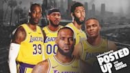 Posted Up - How will the new look Lakers fare next season?