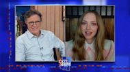 "Amanda Seyfried: Why Stop At Three ""Mama Mia"" Films?"