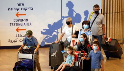Israel issues travel warning for U.S. over COVID-19 concerns