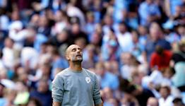 Pep Guardiola reaction as Manchester City fail to beat Southampton