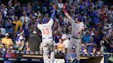 Patrick Wisdom breaks Kris Bryant's rookie home run record in Cubs' win