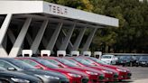 Tesla posts record earnings but on one stock market number Elon Musk's EV company is still disappointing