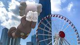 革命性體驗!KAWS推出全新虛擬藝術 《EXPANDED HOLIDAY》 全球氣勢登場