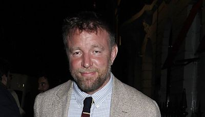 Guy Ritchie attends scene after more than 70 firefighters tackle blaze at his London pub