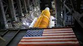 NASA's epic, powerful SLS moon rocket stars in glorious new photos