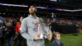 World Series MVP Stephen Strasburg to opt out of contract, hit free agency