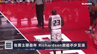 【BIG3】不是全明星卻是精神領袖 勇士隊魂Jason Richardson|2002、2003兩屆灌籃大賽冠軍|2006-07賽季帶勇士上演老八傳奇