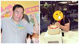 蕭敬騰想要捧紅爸爸罕有post相 撞樣泰國網紅更有啲似鄭則仕