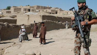 Eichman en Afganistán