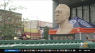 George Floyd Statue Heads To Union Square