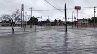Storm Hanna has swamped Mexico's Monterrey