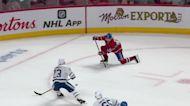 Christian Dvorak with a Goal vs. Toronto Maple Leafs