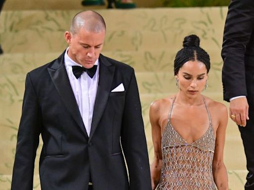 Zoë Kravitz and Channing Tatum Confirm They're Dating With Hand-Holding Walk In NYC