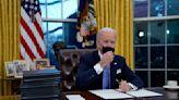 Biden Day 1: Executive action on COVID-19 response