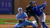 Springer's two-run home run