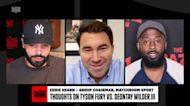 Eddie Hearn on Fury vs Wilder and AJ Usyk rematch