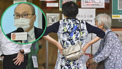 曾祈殷指長者接種率低因擔心不良反應 倡政府提供針後諮詢服務