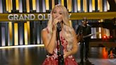 Carrie Underwood Honors Country Queens (from Patsy to Dolly!) in Stunning 2020 ACMs Performance