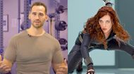 How Scarlett Johansson gets into shape for her role as Black Widow in Marvel films