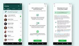 WhatsApp 预告重推新的隐私政策