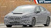 2022 Subaru WRX continues testing ahead of 19 August debut