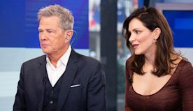 Katharine McPhee Foster and David Foster talk romance: 'A natural coming together'